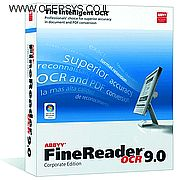 ABBYY FineReader 9.0 OCR Corporate Edition
